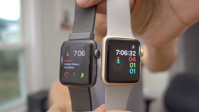 Apple Watch Series 1 обзор. Модель Series 1 оснащена быстрым процессором —  S1P 8d7e7f73f7530