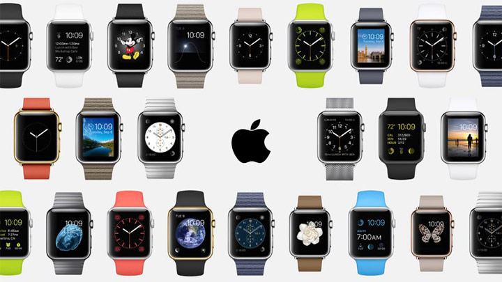 apple watch ремешки