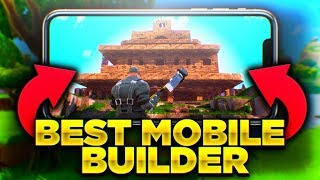 Fortnite Mobile - BEST MOBILE BUILDER - iOS / Android Build Battle