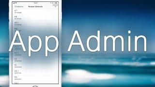App Admin — откатываем приложения App Store на любую версию