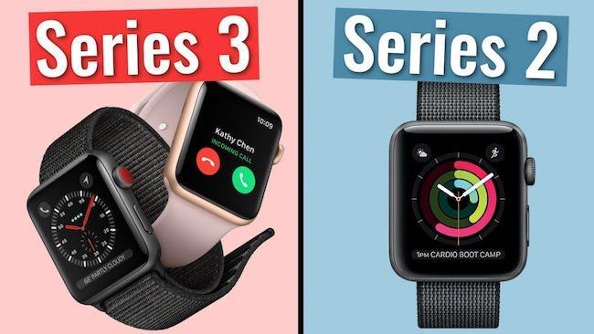 Отличие apple watch series 1 и 2. В чем отличия между Apple Watch ... a7a2b749f5732