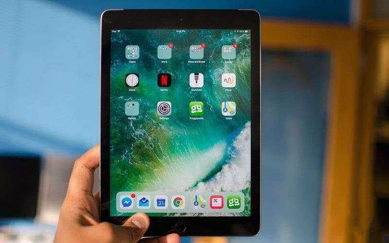 Apple iPad (2018) отзывы