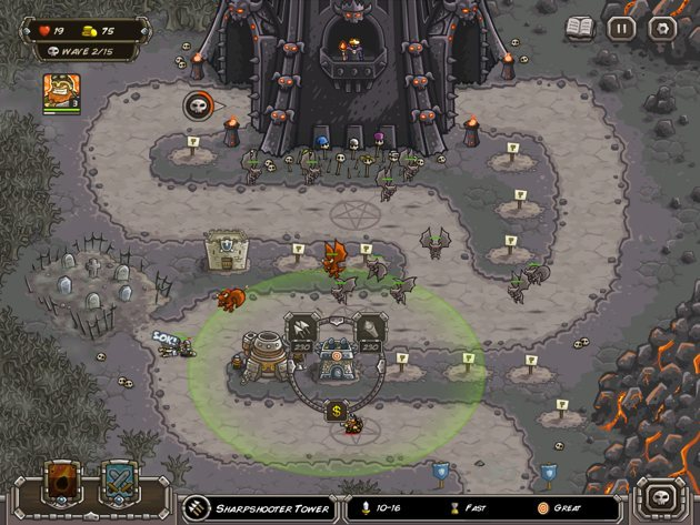 Игры Tower Defence Ios
